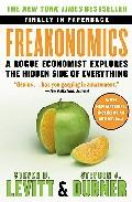 Libro FREAKONOMICS: A ROGUE ECONOMIST EXPLORES THE HIDDEN SIDE OF EVERY THING