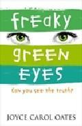 Libro FREAKY GREEN EYES