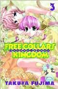 Libro FREE COLLARS KINGDOM 3