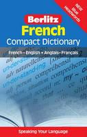 Libro FRENCH 2ND EDITION BERLITZ COMPACT DICTIONARY