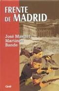 Libro FRENTE DE MADRID