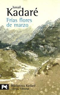 Libro FRIAS FLORES DE MARZO