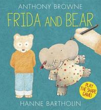 Libro FRIDA AND BEAR