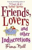 Libro FRIENDS LOVERS AND OTHER NDISCRETIONS