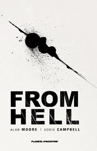 Libro FROM HELL