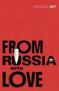 Libro FROM RUSSIA WITH LOVE: JAMES BOND 007