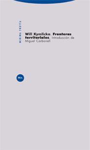 Libro FRONTERAS TERRITORIALES