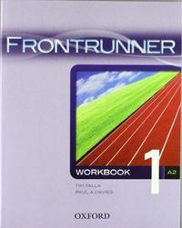 Libro FRONTRUNNER 1 WORKBOOK