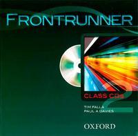 Libro FRONTRUNNER 2 CLASS AUDIO CD
