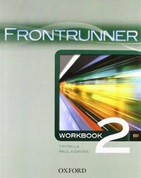 Libro FRONTRUNNER 2 WORKBOOK