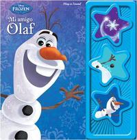 Libro FROZEN, MI AMIGO OLAF