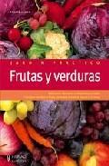 Libro FRUTAS Y VERDURAS