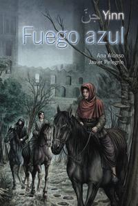 Libro FUEGO AZUL: YINN