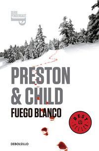 Libro FUEGO BLANCO