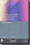 Libro FUENTES APLICABLES A LA COMPRAVENTA INTERNACIONAL DE MERCANCIAS