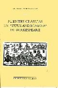 Libro FUENTES CLASICAS EN TITUS ANDRONICUS DE SHAKESPEARE