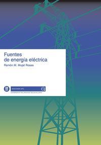 Libro FUENTES DE ENERGIA ELECTRICA. 2 VOLUMENES