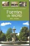 Libro FUENTES DE MADRID: ARTE E HISTORIA