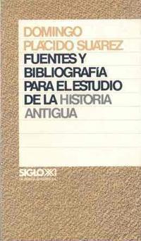 Libro FUENTES Y BIBLIOGRAFIA PARA EL ESTUDIO DE LA HISTORIA ANTIGUA