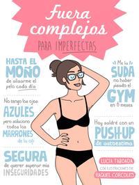 Libro FUERA COMPLEJOS PARA IMPERFECTAS