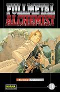 Libro FULLMETAL ALCHEMIST 10
