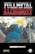 Libro FULLMETAL ALCHEMIST 17