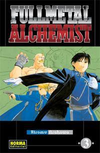 Libro FULLMETAL ALCHEMIST 3