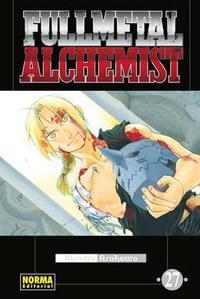 Libro FULLMETAL ALCHEMIST VOL. 27