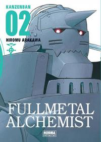 Libro FULLMETAL ALCHEMIST: KANZENBAN 2