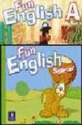 Libro FUN ENGLISH A. PUPIL`S BOOK