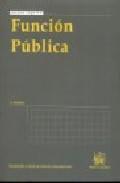 Libro FUNCION PUBLICA
