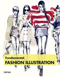 Libro FUNDAMENTAL FASHION ILLUSTRATION