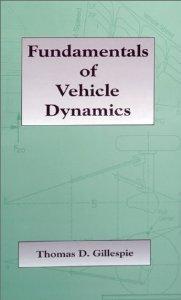 Libro FUNDAMENTALS OF VEHICLE DYNAMICS
