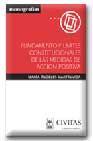 Libro FUNDAMENTO Y LIMITES CONSTITUCIONALES DE LAS MEDIDAS DE ACCION PO SITIVA