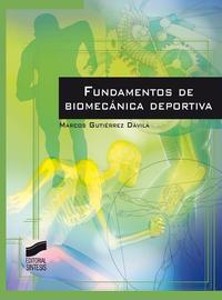 Libro FUNDAMENTOS DE BIOMECÁNICA DEPORTIVA