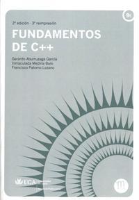 Libro FUNDAMENTOS DE C++