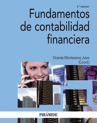Libro FUNDAMENTOS DE CONTABILIDAD FINANCIERA
