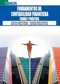 Libro FUNDAMENTOS DE CONTABILIDAD FINANCIERA: TEORIA Y PRACTICA