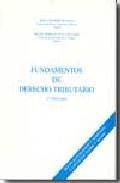 Libro FUNDAMENTOS DE DERECHO TRIBUTARIO