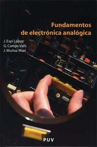 Libro FUNDAMENTOS DE ELECTRONICA ANALOGICA
