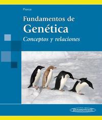Libro FUNDAMENTOS DE GENÉTICA.