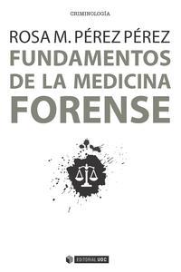 Libro FUNDAMENTOS DE LA MEDICINA FORENSE