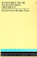 Libro FUNDAMENTOS DE METODOLOGIA CIENTIFICA