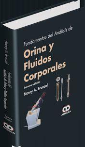 Libro FUNDAMENTOS DEL ANALISIS DE ORINA Y FLUIDOS CORPORALES