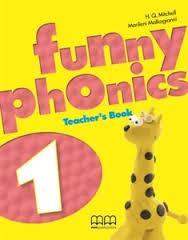 Libro FUNNY PHONICS 1 - TEACHER S BOOK