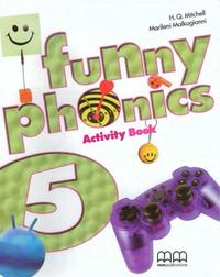 Libro FUNNY PHONICS 5 - ACTIVITY BOOK