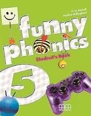 Libro FUNNY PHONICS 5 - STUDENT S BOOK
