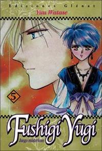 Libro FUSHIGI YUGI