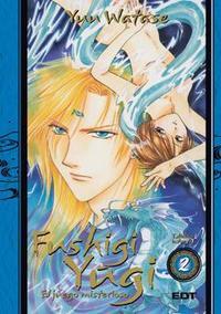 Libro FUSHIGI YUGI INTEGRAL Nº 2