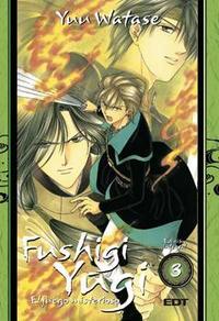 Libro FUSHIGI YUGI INTEGRAL Nº 3
